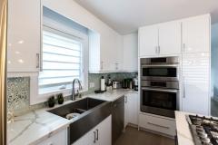 high gloss kitchen 3-5
